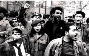 members of the Young Lords
